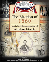 Election of 1860 Cover